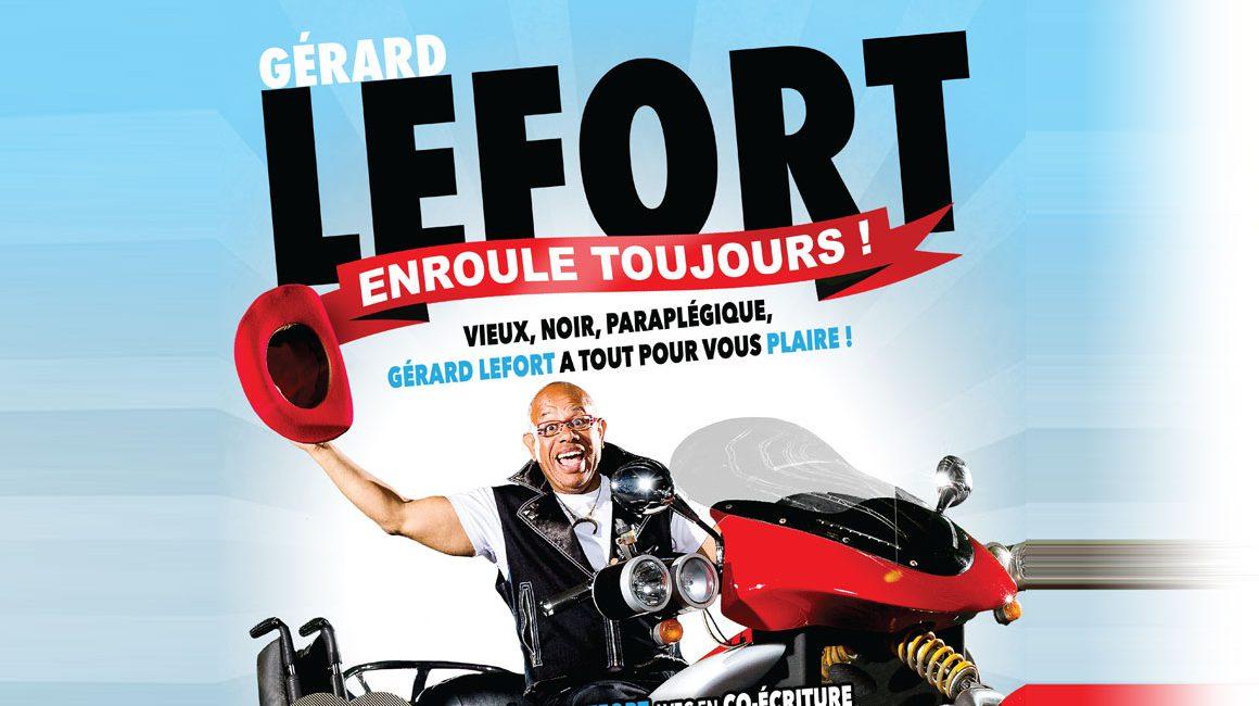 """""""Gérard Lefort enroule toujours !""""- Festival d'Avignon 2015"""