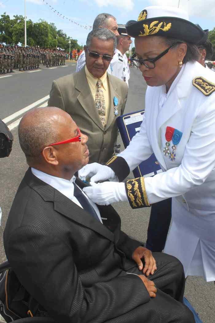 Ordre National du Mérite pour Gérard Lefort