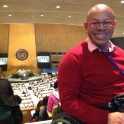 Gérard Lefort à l'ONU